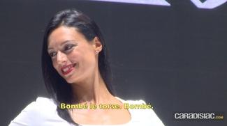 Bientôt la fin des hôtesses? - Vidéo en direct du Salon de Paris 2014