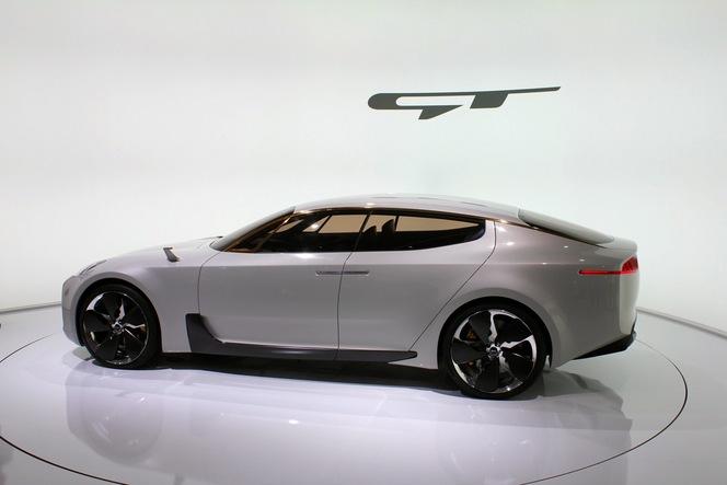 Kia aurait validé l'arrivée en série du GT Concept