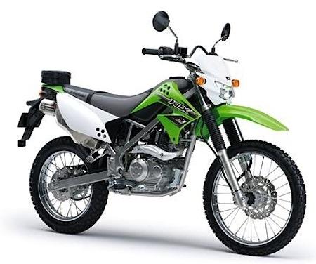 Campagne de rappel: Kawasaki rappelle ses KLX125 et D-Tracker 125