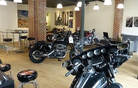 Harley-Davidson ATS Bastille: inauguration le vendredi 3 Juin