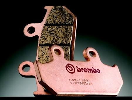 Brembo pense aux scoots'.