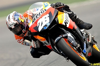 Moto GP: Italie D.1: Pedrosa ouvre les hostilités.