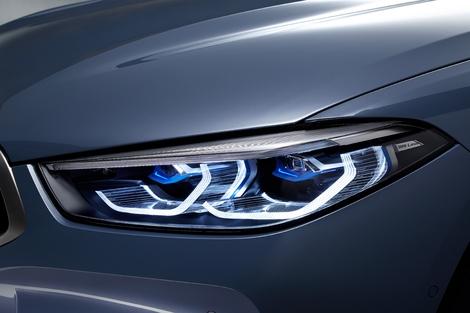 Mondial de Paris 2018 - BMW Serie 8 coupé : le retour