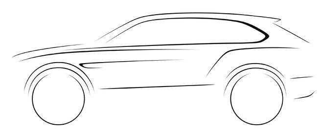 Bentley: le SUV commercialisé en 2016