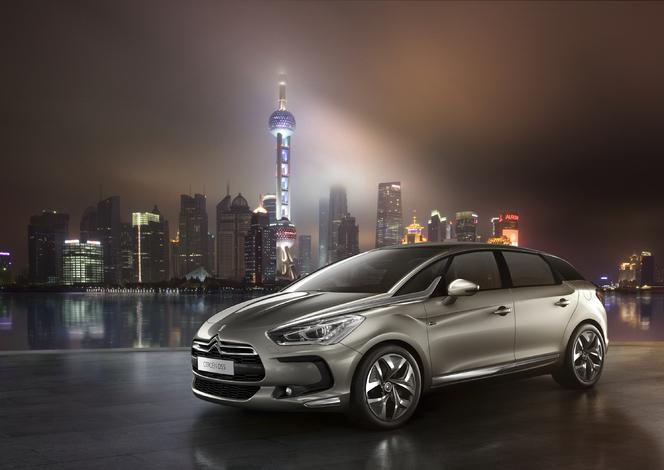 Citroën DS5 - Premières photos, premières vidéos : une voiture déjà emblématique à plus d'un titre
