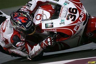 Moto GP - Qatar: Kallio, déjà une valeur sûre pour Ducati