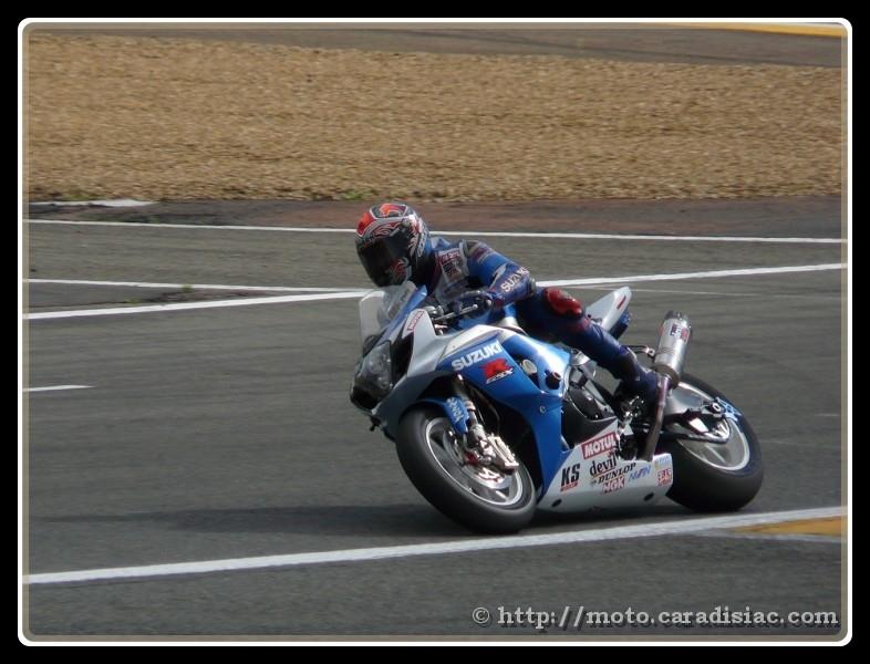 24 H du Mans en direct - D1 : 1ère qualif pilote 3