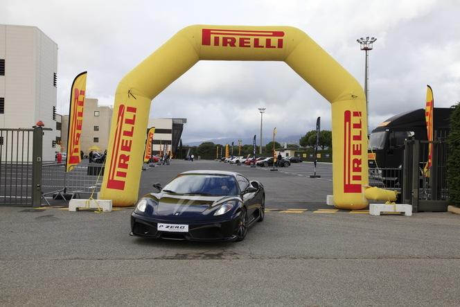 Pirelli P Zero Expérience : la première au Paul Ricard avec Charles Pic