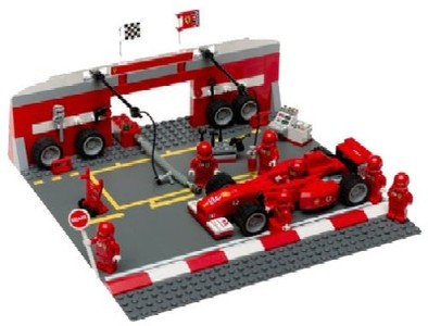 Fêtez Noël en Ferrari