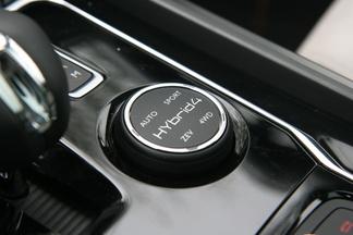 4 modes de conduite sont disponibles sur la 508 RXH