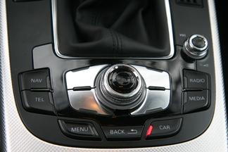 Même réglages sur l'Allroad avec l'Audi drive Select