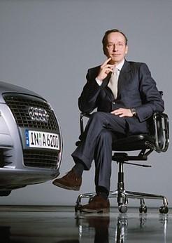 Walter de'Silva chez Lamborghini
