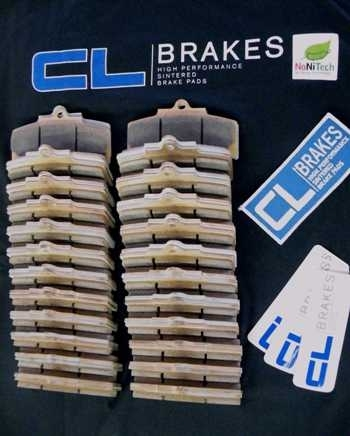 CL Brakes propose aux pistards un pack racing.