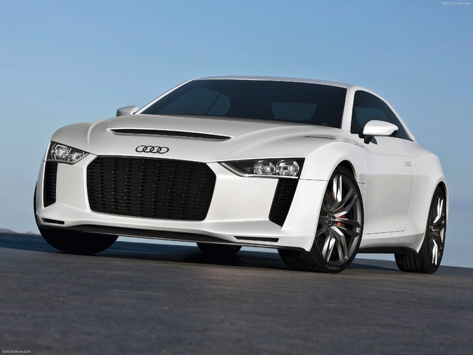 Toutes les nouveautés du salon de Francfort 2013 – Audi Quattro Concept : néo-rétro