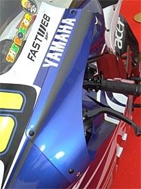 Moto GP: Italie D.1: Rossi et son pack aéro inédit.