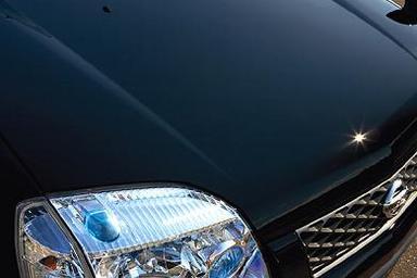 Scratch Guard Paint : l'arme anti-rayures de Nissan