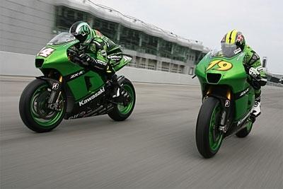 Moto GP: Italie D.1: Randy et O.J serrent les dents.