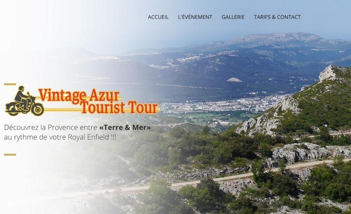 Royal Enfield, Vintage Azur Tourist Tour 2018: les 26 et 27 mai