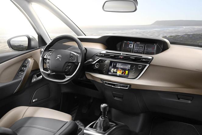 Toutes les nouveautés du salon de Francfort 2013 – Citroën Grand C4 Picasso : technospace