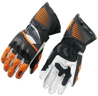 Pour les amateurs d'Adrenaline, les gants KTM.