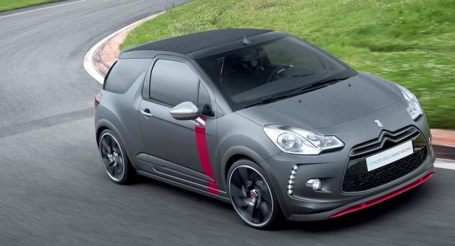 Toutes les nouveautés du salon de Francfort 2013 – Citroën DS3 Cabrio Racing Concept : exclusive