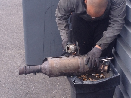 Diesel défapés: alerte au contrôle technique.