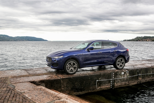 Maserati Levante: en avant-première, les photos de l'essai
