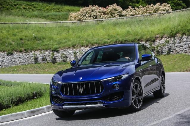 Avec le Levante, Maserati explore des territoires qui lui étaient jusqu'ici inconnus. Ses concurrents: Porsche Cayenne, Audi Q7...
