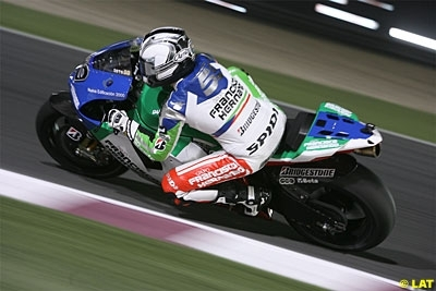 Moto GP - Qatar: Gibernau a vu la fin et même points