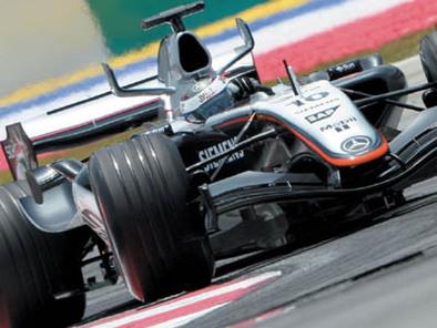 McLaren et Iceman récompensés