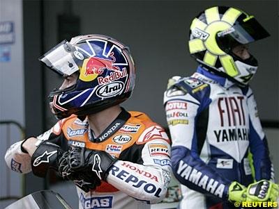 Moto GP: Italie D.2: Pedrosa remet ça.
