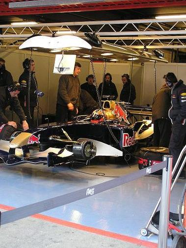Essais F1 à Barcelone : Portfolio