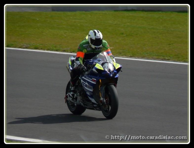 24 H du Mans en direct - D2 : 2nd qualif pilote 1