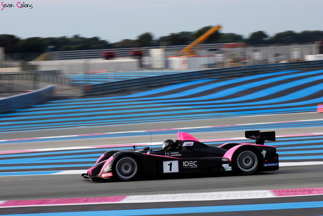 Winter Series sur le Paul Ricard HTTT : on the rocks