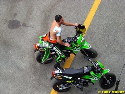 Moto GP: Italie D.2: Une occasion ratée pour Randy ?