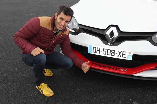Les essais de Soheil Ayari - Renault Mégane RS275 Trophy R : l'ultime