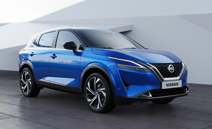 Nouveau Nissan Qashqai (2021) : toutes les infos et photos officielles - Caradisiac.com