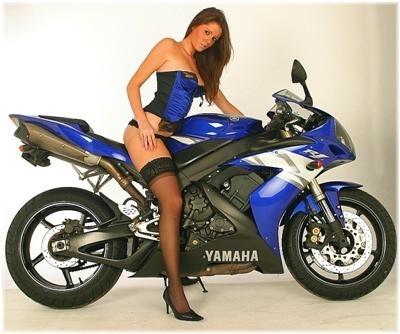 Moto & Sexy : La semaine du Yamaha YZF R1, partie 6
