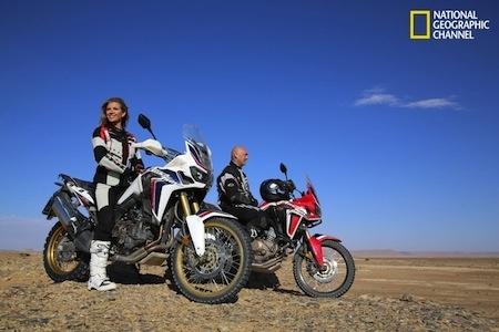 Télévision: Expédition Dakar sur National Geographic Channel le 14 juin prochain