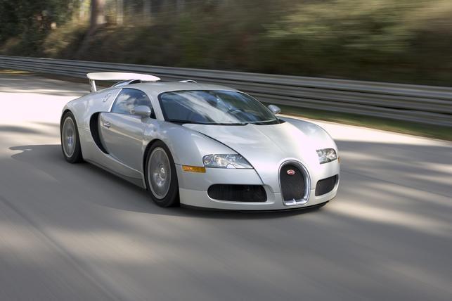 Les 10 informations les plus étonnantes sur la Bugatti Veyron