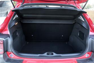 A l'intérieur de la Citroën C4 Cactus