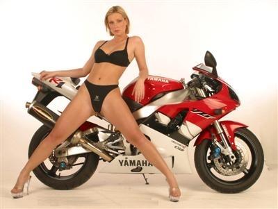 Moto & Sexy : La semaine du Yamaha YZF R1, Bonus