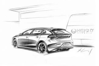 Heico Sportiv dévoile une partie du programme réservé à la Volvo V40