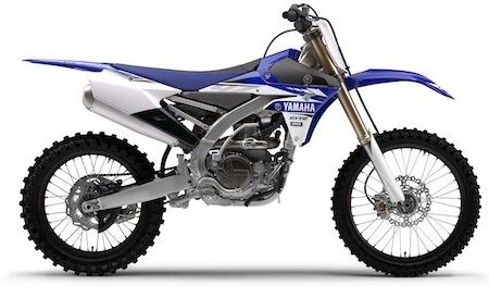 Yamaha tout-terrain 2017: le restant de la gamme