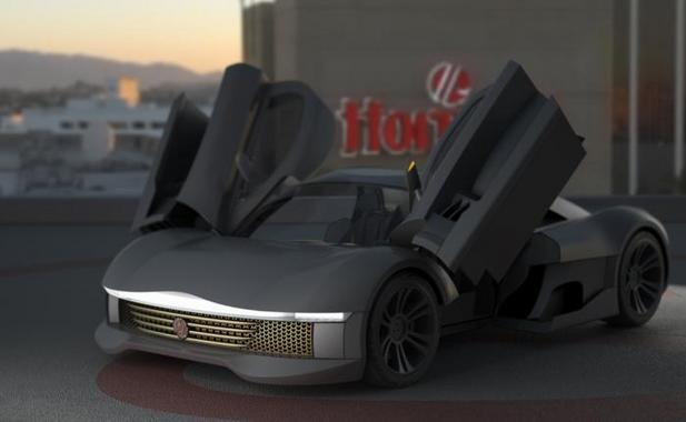 Rapid'news - Une nouvelle hypercar de plus de 1200 ch...