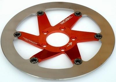 Beringer vous laisse choisir la piste de vos disques de frein.