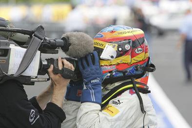 GP2 Nürburgring: Glock abat le chat noir à domicile