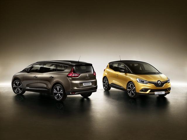 Renault dévoile le nouveau Grand Scénic