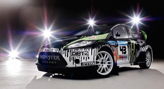 [Vidéo] Ken Block dévoile sa Ford Fiesta trop propre : les fans de Subaru crient à la trahison