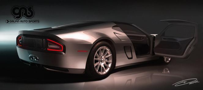 Galpin annonce une GTR1 de 1000 ch
